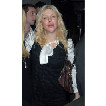 Courtney Love sans maquillage