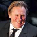 Gérard Depardieu en 2006 au Festival international du film de Moscou
