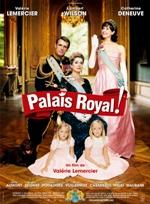 Affiche du film Palais Royal