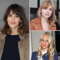 Best of coiffure : it-girls sexy en diable sur la Fashion Week
