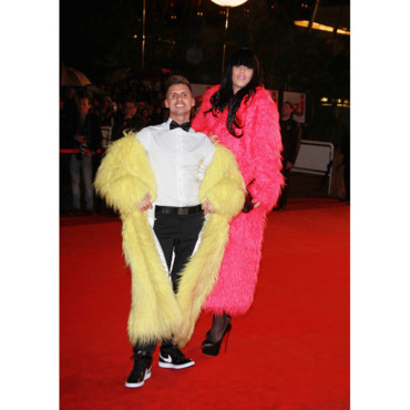 Thomas et Benoit de Secret Story NRJ Music Awards 2012