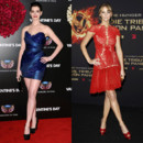 Anne Hathaway vs Jennifer Lawrence - La petite robe de cocktail