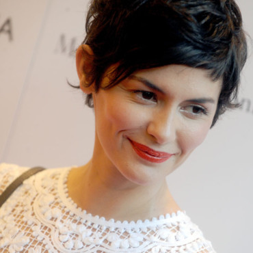 Audrey Tautou à l'avant-première de 'Magic In The Moonlight' au Paris Theater à New York le 17 Juillet 2014