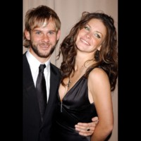 Photo : Evangeline Lilly et Dominic Monaghan, un couple de Lost