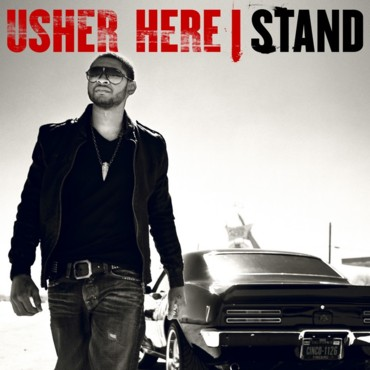 people : Pochette album Usher here I stand