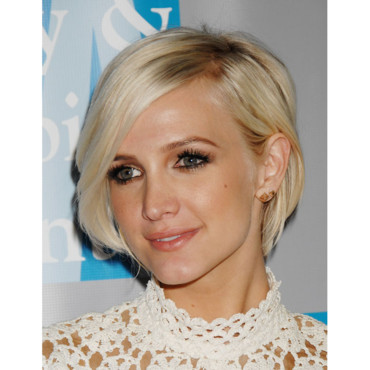 Ashlee Simpson coupe courte gala L.A. Gay & Lesbian Center's An Evening With Women' mai 2012