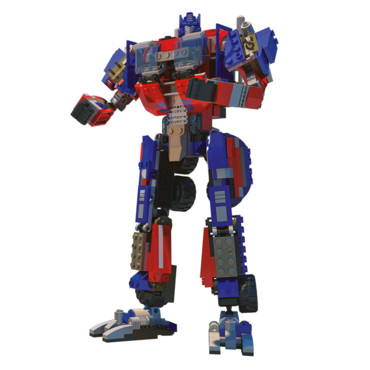 Kre-O Optimus
