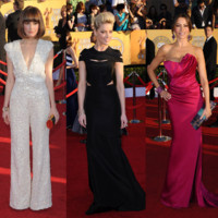 SAG Awards : le pamarès fashion