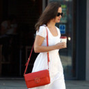 Pippa Middleton et son sac Prada