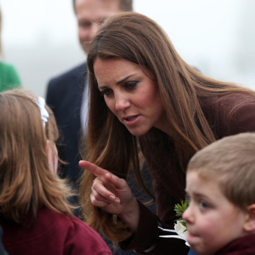 Kate Middleton au Royaume Uni en mars 2013