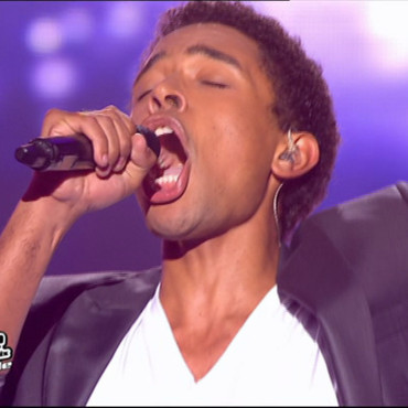Stephan Rizon - Equipe Florent Pagny - The Voice : la plus belle voix1