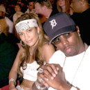 Jennifer Lopez et Puff daddy MTV music awards 2000