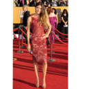 Sag Awards Jennifer Carpenter en Emilio Pucci
