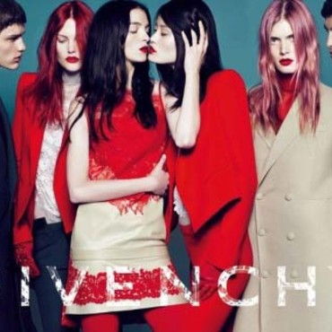 Campagne Givenchy automne hiver 2010-2011