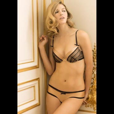 Chantelle : ensemble de lingerie Pure Beauty