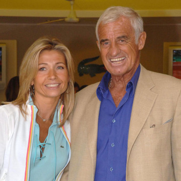 people : Jean-Paul Belmondo et Natty Tardivel