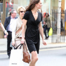 Kate Middleton fait du shopping