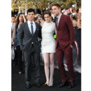 Kristen Stewart et Robert Pattinson - Twilight avant-première à Los Angeles