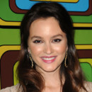 Leighton Meester maquillage rouge