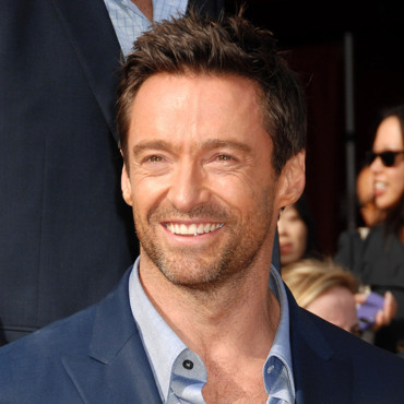 Hugh Jackman à Los Angeles fait son entrée au Hollywood Walk of Fame