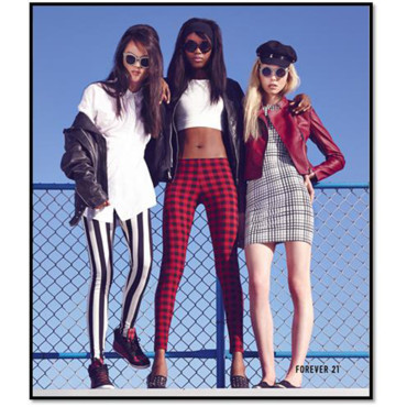 "La nouvelle collection ""Declare Your Style"" automne 2013 de Forever 21"