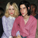Peaches Geldoff et Thomas Cohen défilé Fashion Week NY septembre 2011