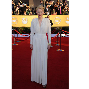 Sag Awards Tilda Swinton en Lanvin