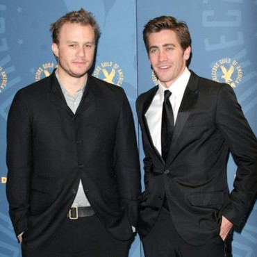 People : Heath Ledger et Jake Gyllenhaal