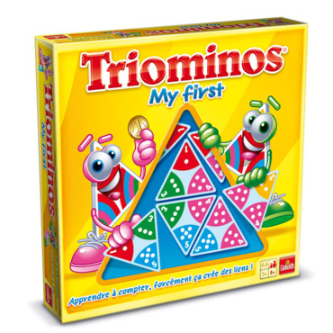 Le jeu Triominos My First