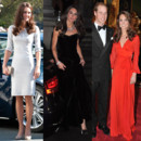 Kate Middleton fait sa Fashion Week