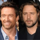 "Hugh Jackman vs Russell Crowe : Verdict ""Physique"""