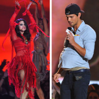 Selena Gomez et sa danse du ventre, Taylor Lautner et sa bedaine... les temps forts des MTV Movie Awards