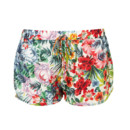 Short imprimé tropical Topshop 35 euros