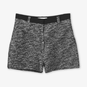 Short en tweed Sandro, 81 euros