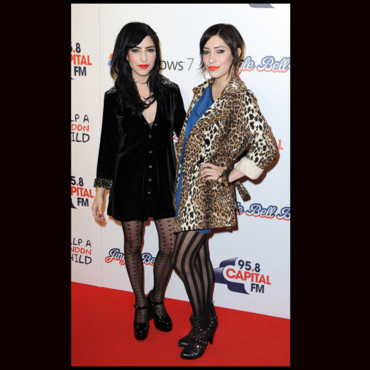 Lisa and Jess Origliasso du groupe The Veronicas