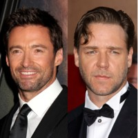 Hugh Jackman VS Russell Crowe : le match des beaux-gosses