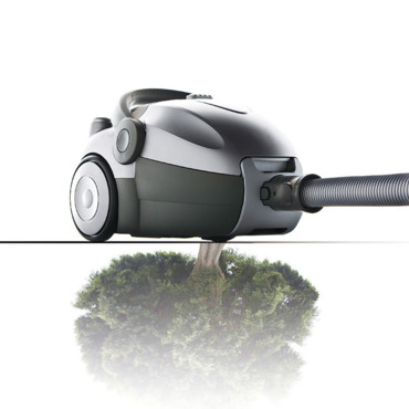 Aspirateur EQU2 par Dirt Devil