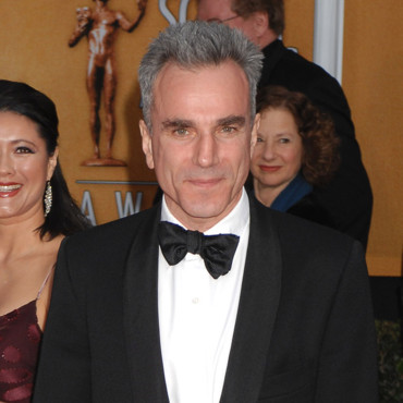 L'acteur Daniel Day-Lewis à la cérémonie des Screen Actors Guild, Los Angeles, le 27 janvier 2013