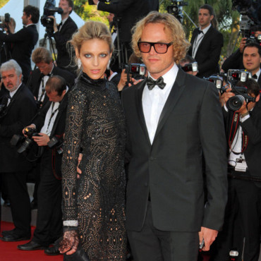 Anja Rubik + Peter Dundas pour This Must Be The Place