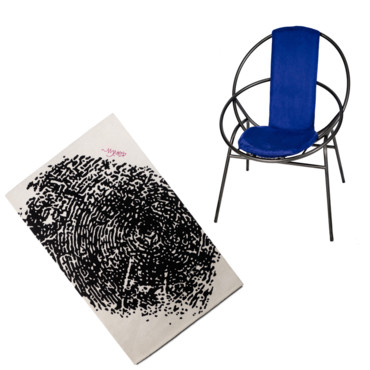 un fauteuil un tapis 20 duos gagnants pour donner du peps son salon fauteuil julie prisca. Black Bedroom Furniture Sets. Home Design Ideas