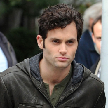 Penn Badgley pour Gossip Girl à New York