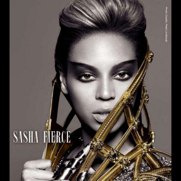 "Beyoncé : photos promotionnelles de ""Sasha Fierce"""
