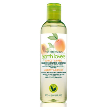 The Body Shop gel douche abricot