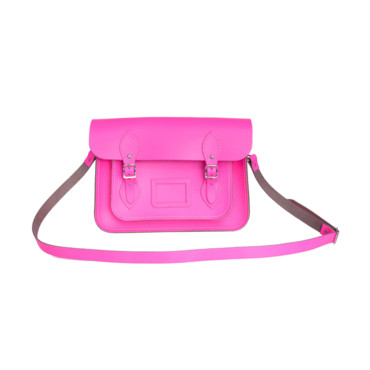 Cartable rose Cambridge Satchel Company 113,60 euros