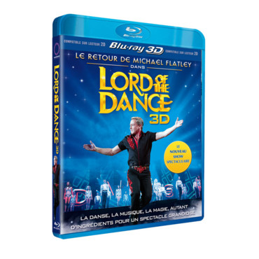 Le DVD du spectacle Lord of the dance