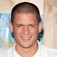 Photo : le regard de Wentworth Miller