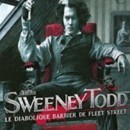 Johnny Depp dans Sweeney Todd