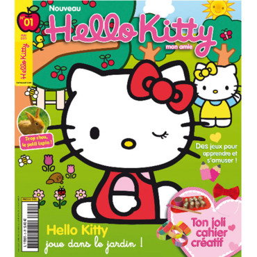 Le magazine Hello Kitty