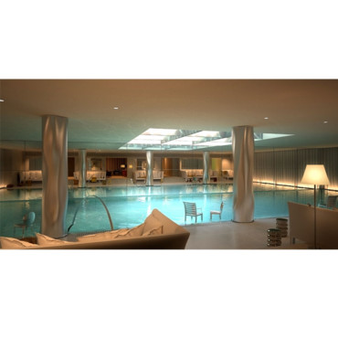 Le spa Clarins au Royal Monceau
