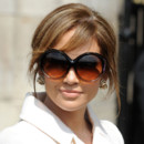 Jennifer Lopez à Paris
